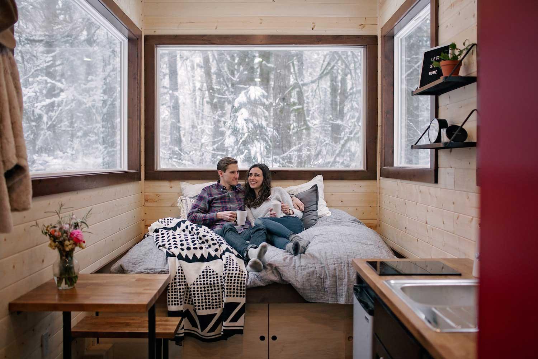 tiny house vacation home