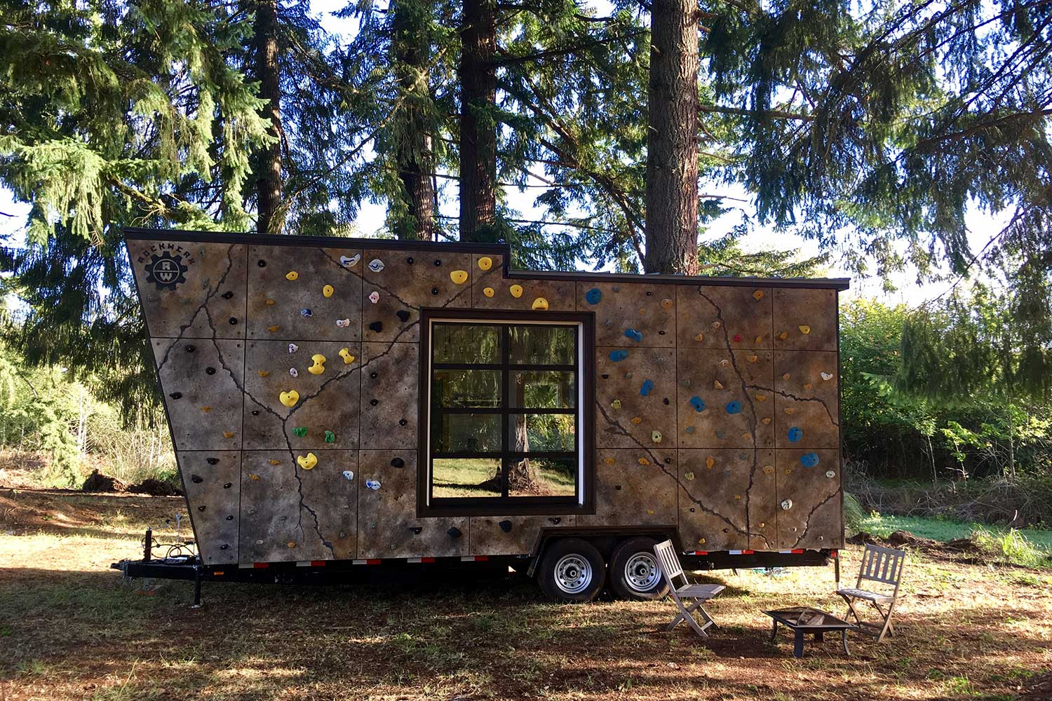 tiny house trailers