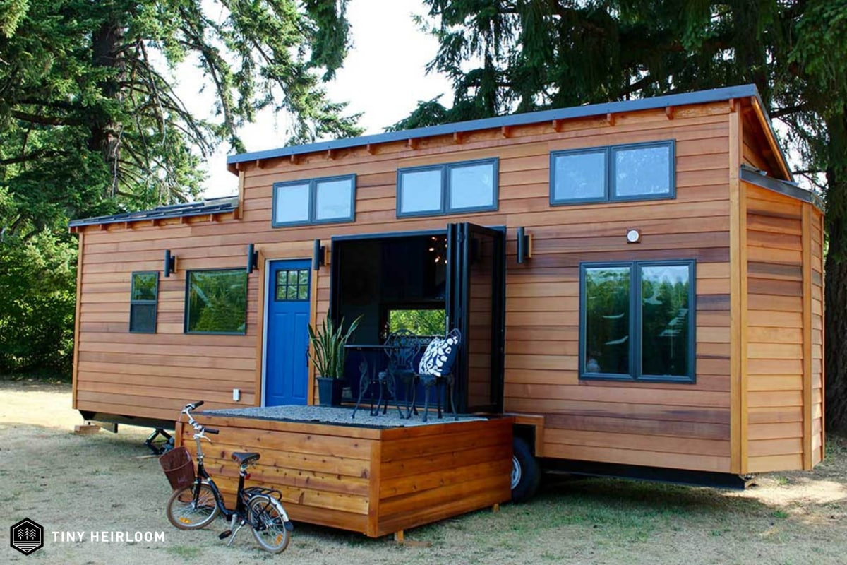 27 Lifestyle Benefits of Living in a Tiny House Trailer  Tiny