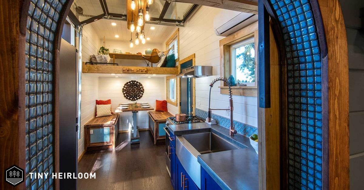 7 Creative Tiny House Interior Design Ideas Tiny Heirloom