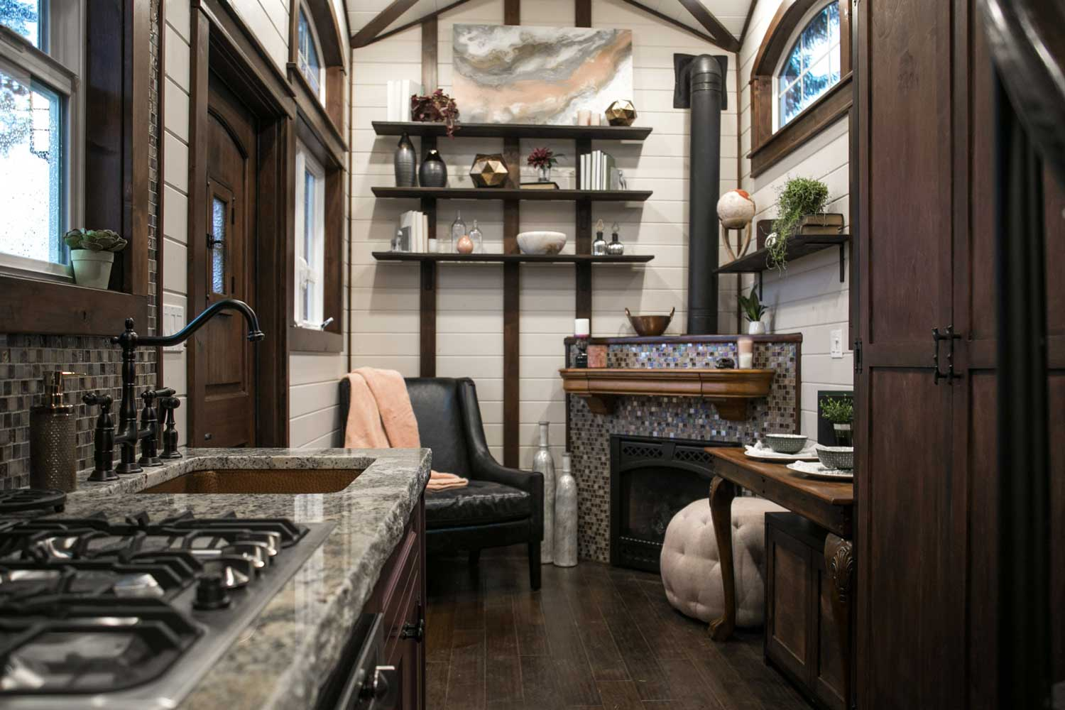18 Tiny House Furniture Ideas to Steal for Your Own Floor Plan