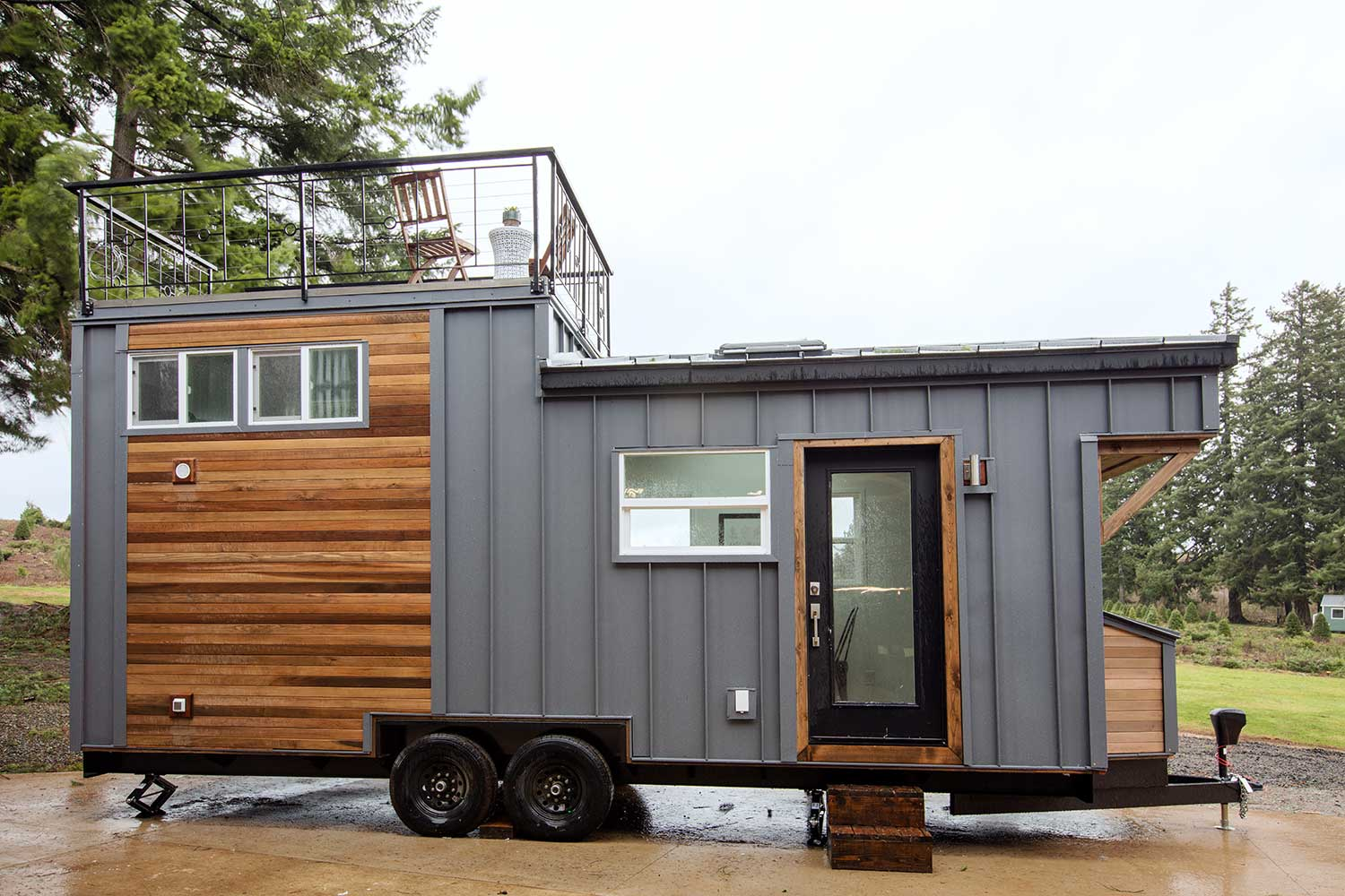 mobile tiny home