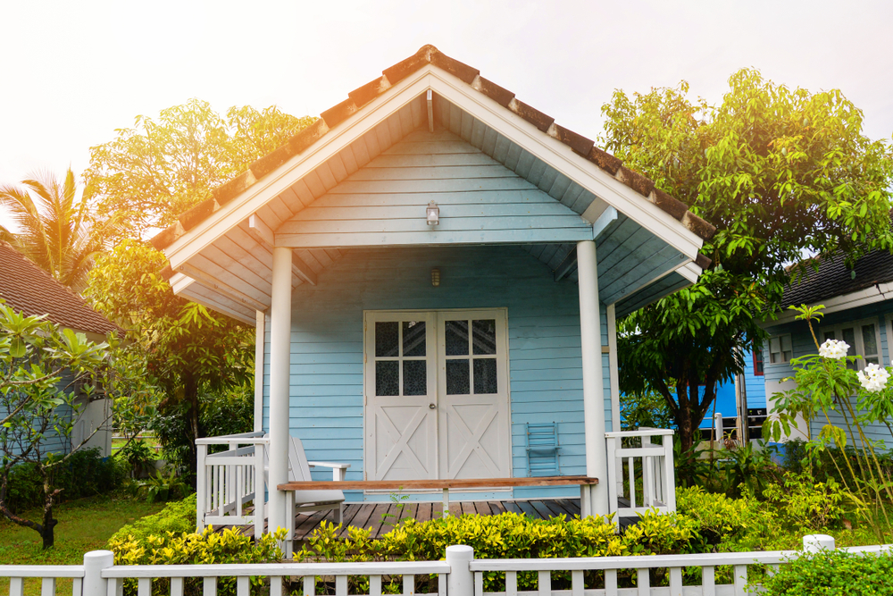 tiny home shed