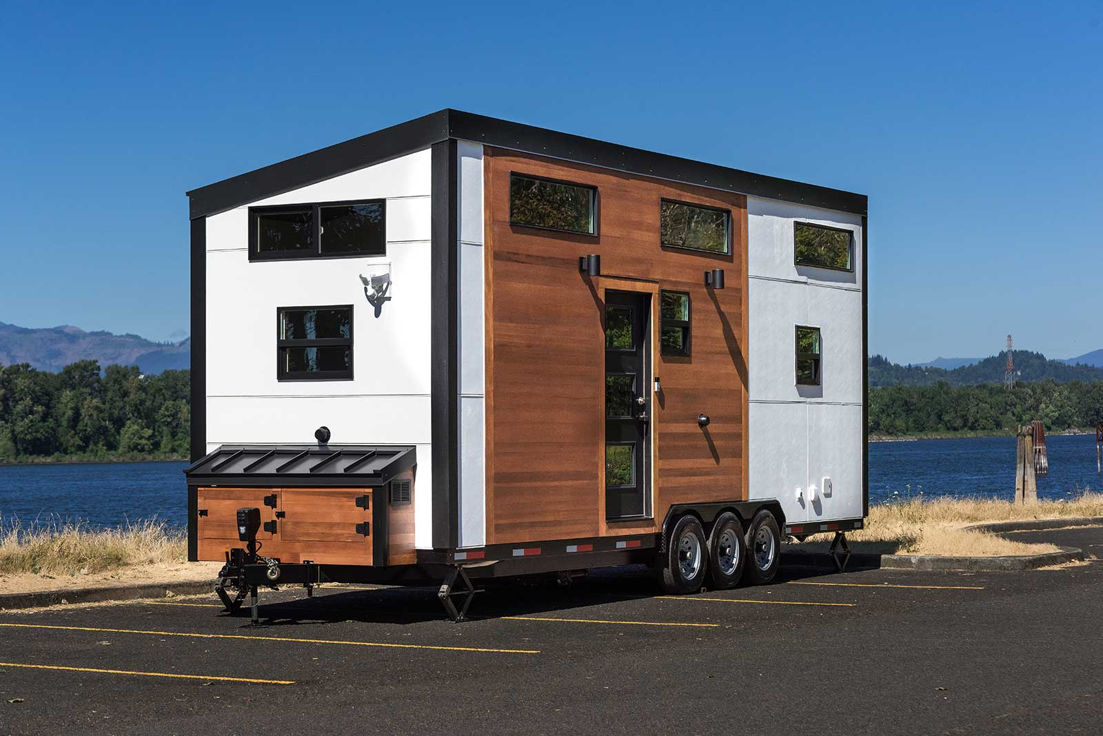 tiny house vs mobile home