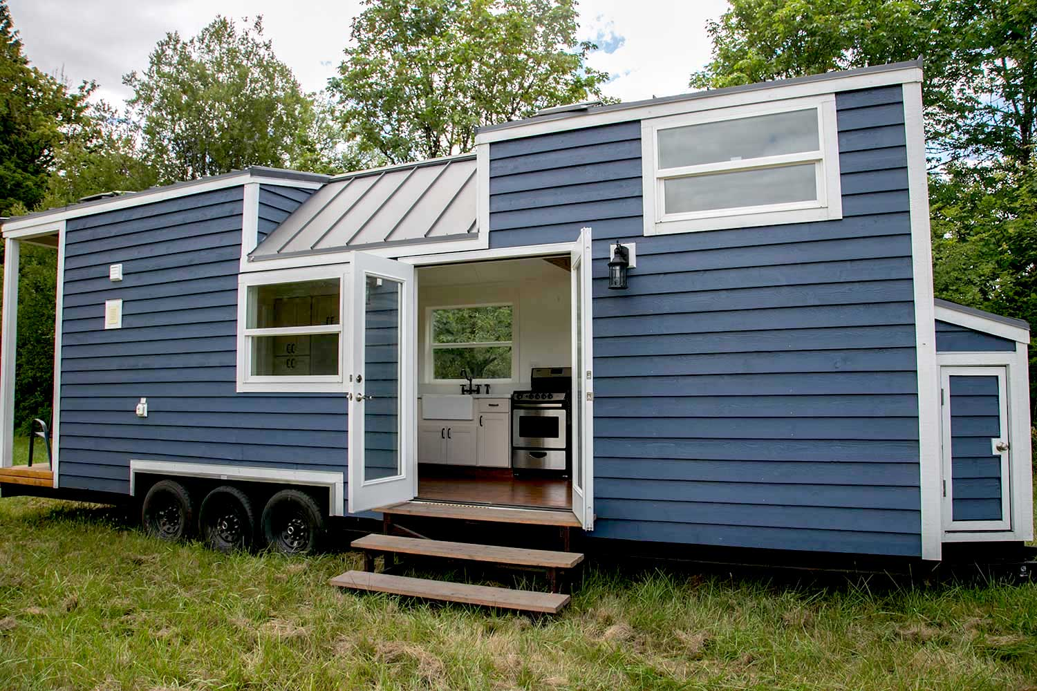 buying a tiny home on wheels
