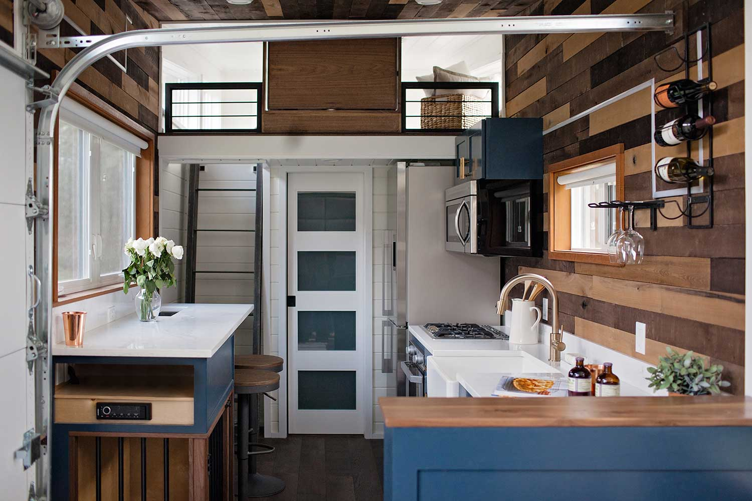 pre-built tiny homes