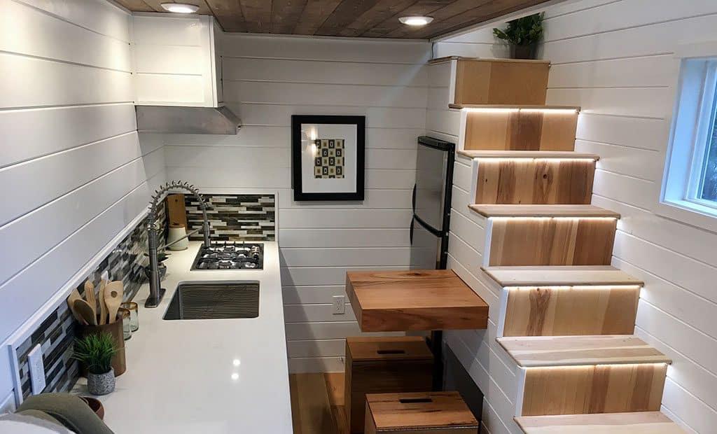 tiny house kitchen design 3