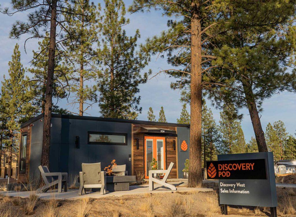 backyard office pod tiny home