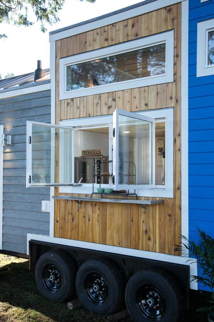 portable office tiny home