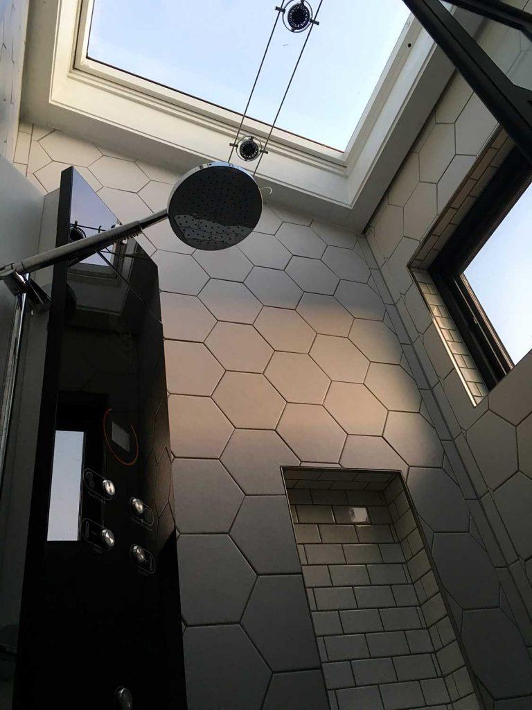 luxury house ideas skylights